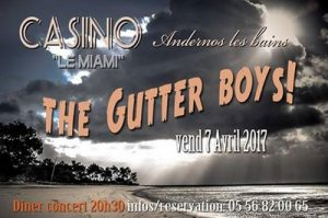 casino miami gutter boys