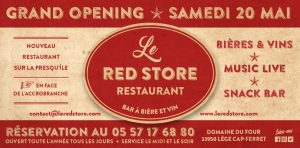 red store opening 20 05 17