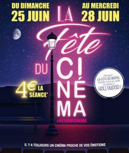 affiche fete du cinema 2017