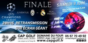 cap golf ligue champion 306