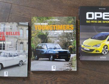 livres auto verges