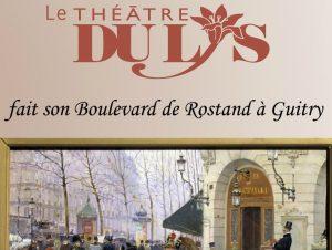 theatre du lys fait son boulevard