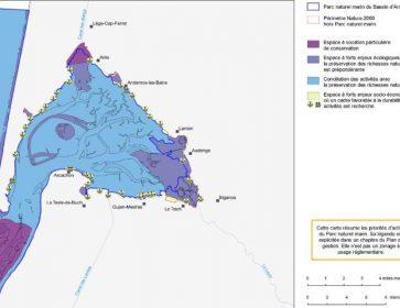 PNM carte des priorités de conservation