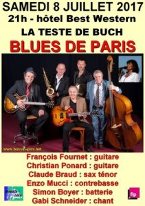 bassin jass blues de paris