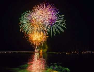 feu artifice clement 14 07 Andern
