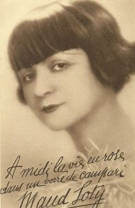 verges maud loty portrait