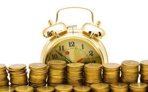 argent horloge