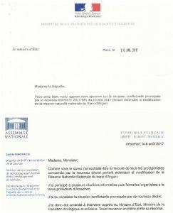arguin debut lettre hulot et panonacle