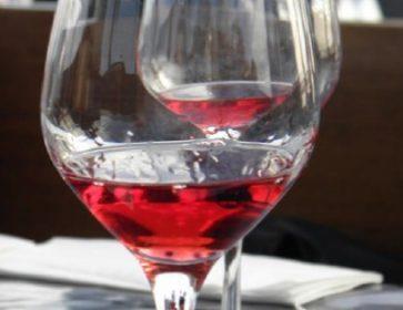 aurelie clairet rose 2 verres