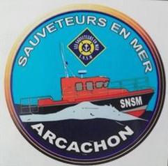 SNSM logo arcachon