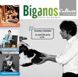biganos lancement saison 2017 livret