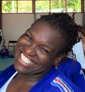 emilie andeol sourire judo