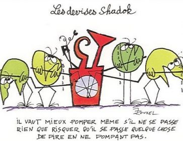 shadock groupe pompe