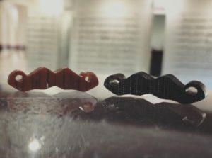 moustache acetate movember