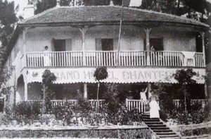 DBD hotel chanteclerc