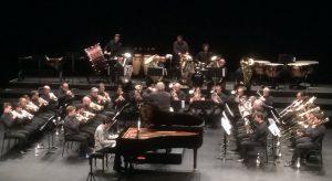 concert brass band lege