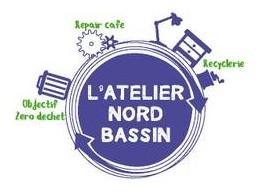 repair cafe logo atelier nord bassin