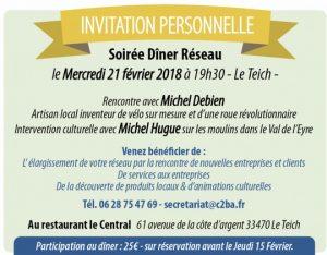 C2ba soiree diner 21 02 18