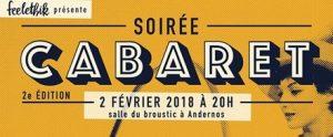 soiree cabaret feel