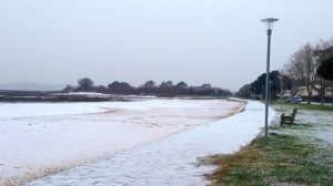 neige plage ares severine