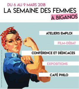 semaine femmes biganos