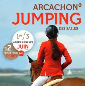 ARcachon jumping 2018