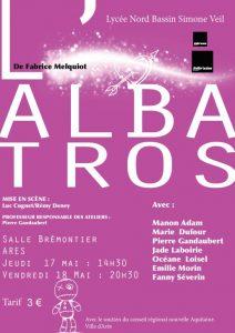 ares albatros theatre lycee