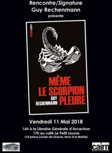 dedicace scorpion rechenmann