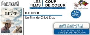 grand ecran csf the rider