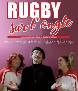 mios rugby sur l'ongle