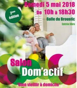 salon dom actif 2018