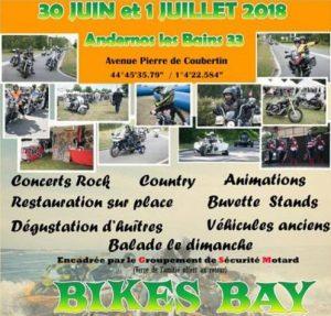 bike days andernos