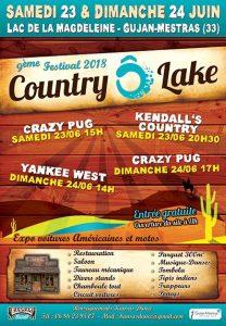 country o lake gujan