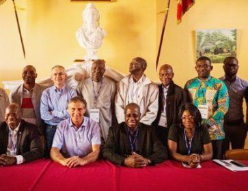 delegation africaine le porge