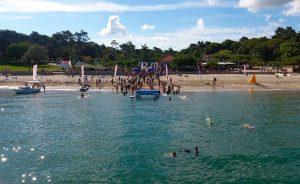 nage en eau libre osez arcachon nageurs