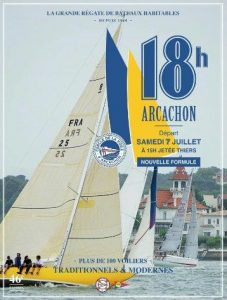 18h Arcachon affiche