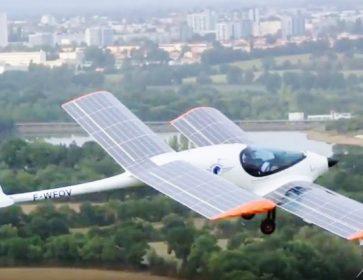 avion solaire eraole dinelli