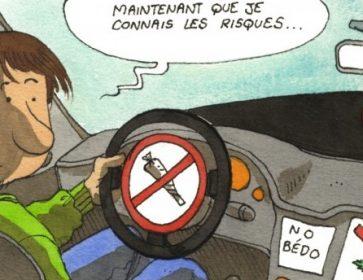 sos pv conducteur no cannabis