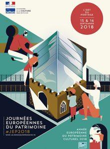 Journee patrimoine 2018