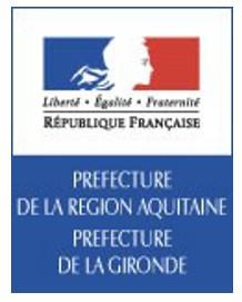 prefecture logo region gironde