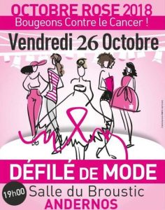defile octobre rose 2018
