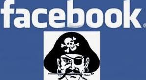 pirate FB borgne