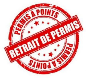 sos pv permis a point