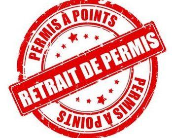 sos pv permis a point