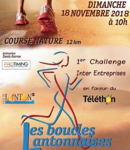 Boucles lantonnaises affiche 2018