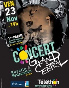 concert ege grand central