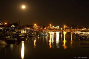 Mireille Bleriot port de nuit