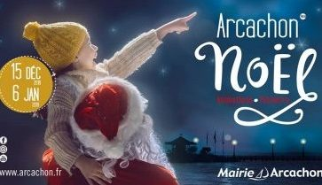 arcachon fete Noel 2018