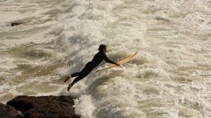 benoit rual portugal surfer