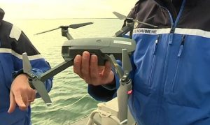 france 3 drone huitre copie ecran